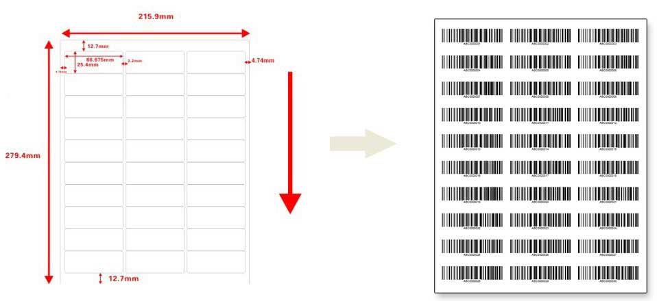 How To Make Barcode Label